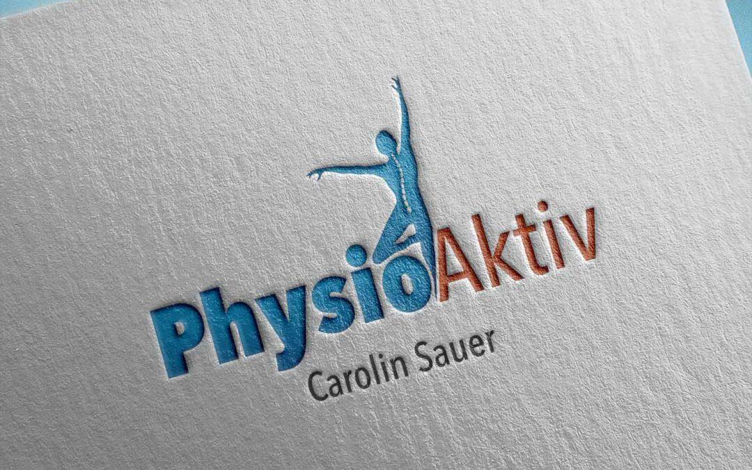 Ein Logo für die eigene Praxis.