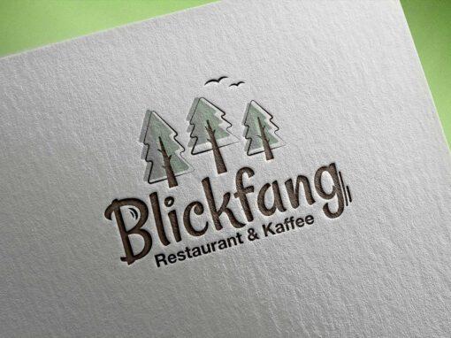 Ein Logo für eine Neueröffnung